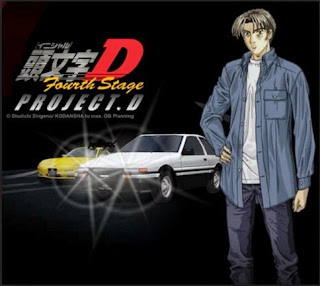 Initial D Fourth Stage Episode 01-24 [END] MP4 Subtitle Indonesia