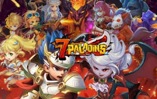 Game Seven Paladin Android buatan Developer indonesia