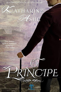 Livro O Príncipe - Katherine Ashe post Apaixonada por Romances Lu Zuanon
