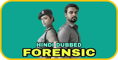 Forensic Hindi Dubbed Movie