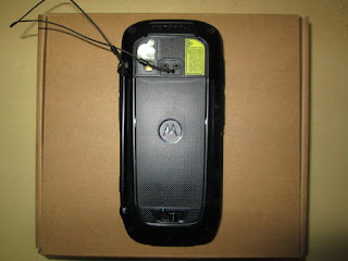 Hape Barcode Scanner Motorola MC4597 Baru Windows Mobile