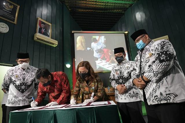 Gubernur Jabar Ridwan Kamil Luncurkan Bataru Dengan Cicilan  Rp.900ribu per Bulan