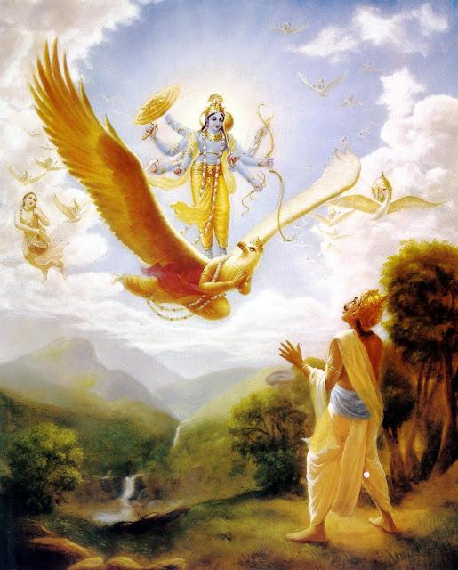 Promise of Vishnu