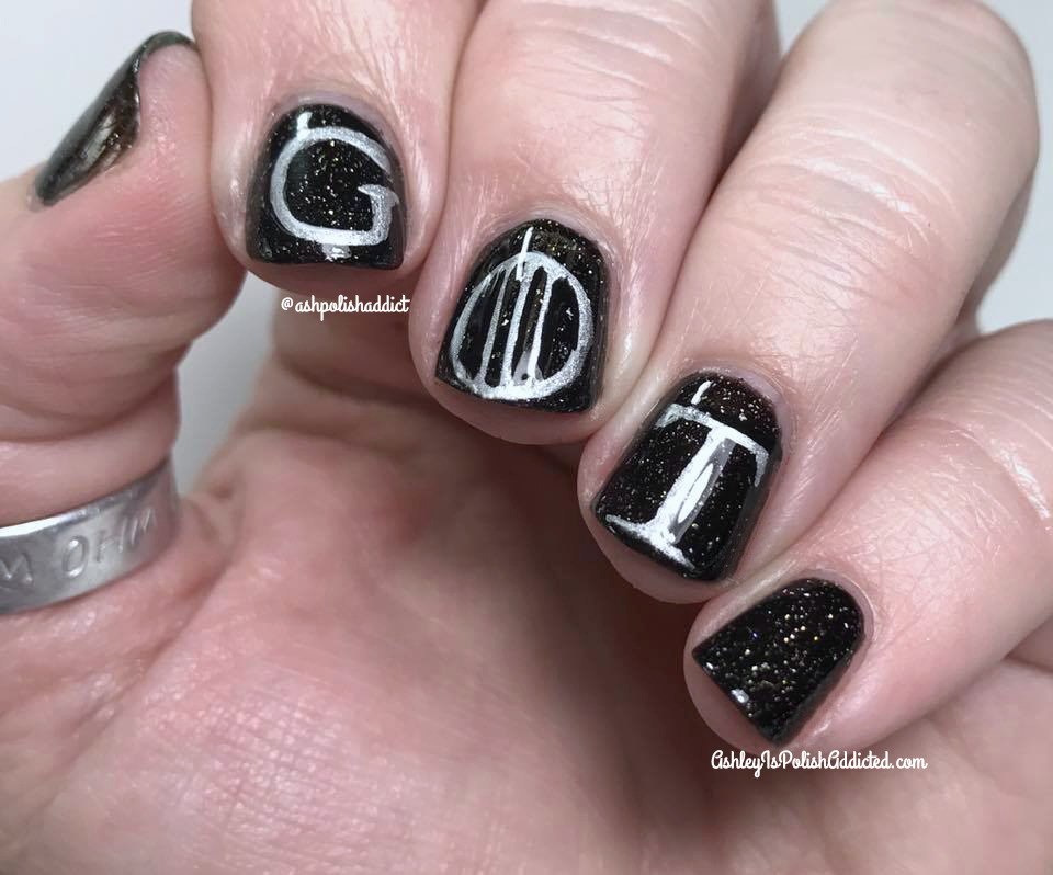 Ashley is PolishAddicted: Game of Thrones Nail Art