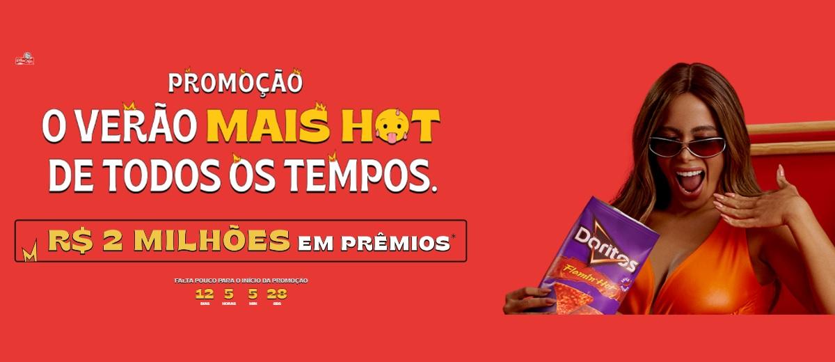 Participar Promoção Elma Chips Verão 2021 Mais Hot Todos Tempos 2 Milhões em Prêmios - Anitta