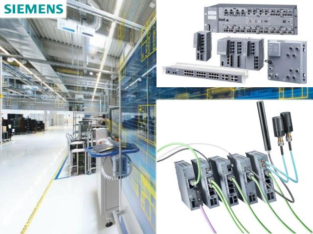 Siemens Industrial communication