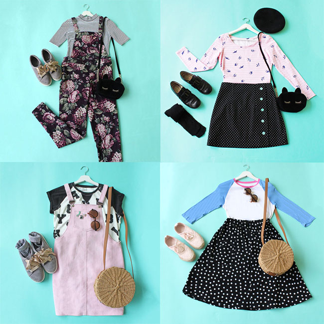 Me-Made-May Tilly and the Buttons outfit inspo