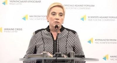 Співробітниця НАЗК звинуватила Корчак у фальсифікації перевірки електронних декларацій.
