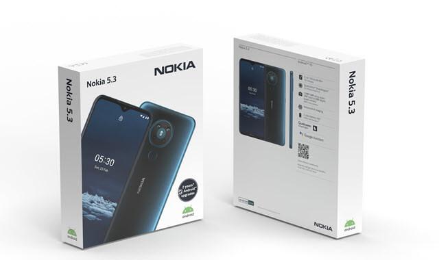 سعر هاتف وجوال نوكيا 5.3