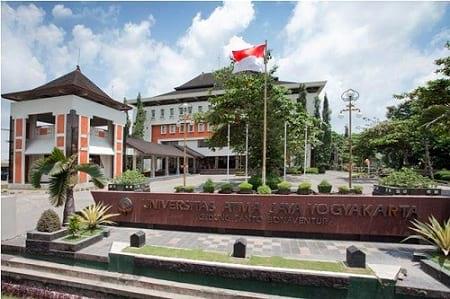 Universitas Atma Jaya Jogjakarta