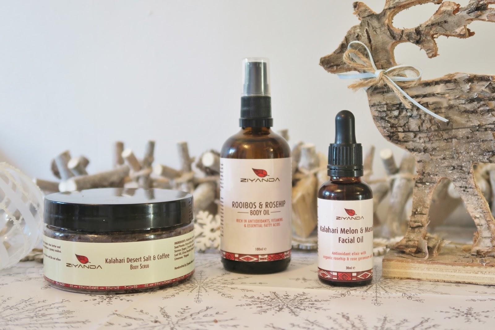 Christmas Gift Guide Amber's Beauty Talk | Ziyanda Skincare