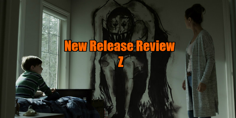 z shudder review