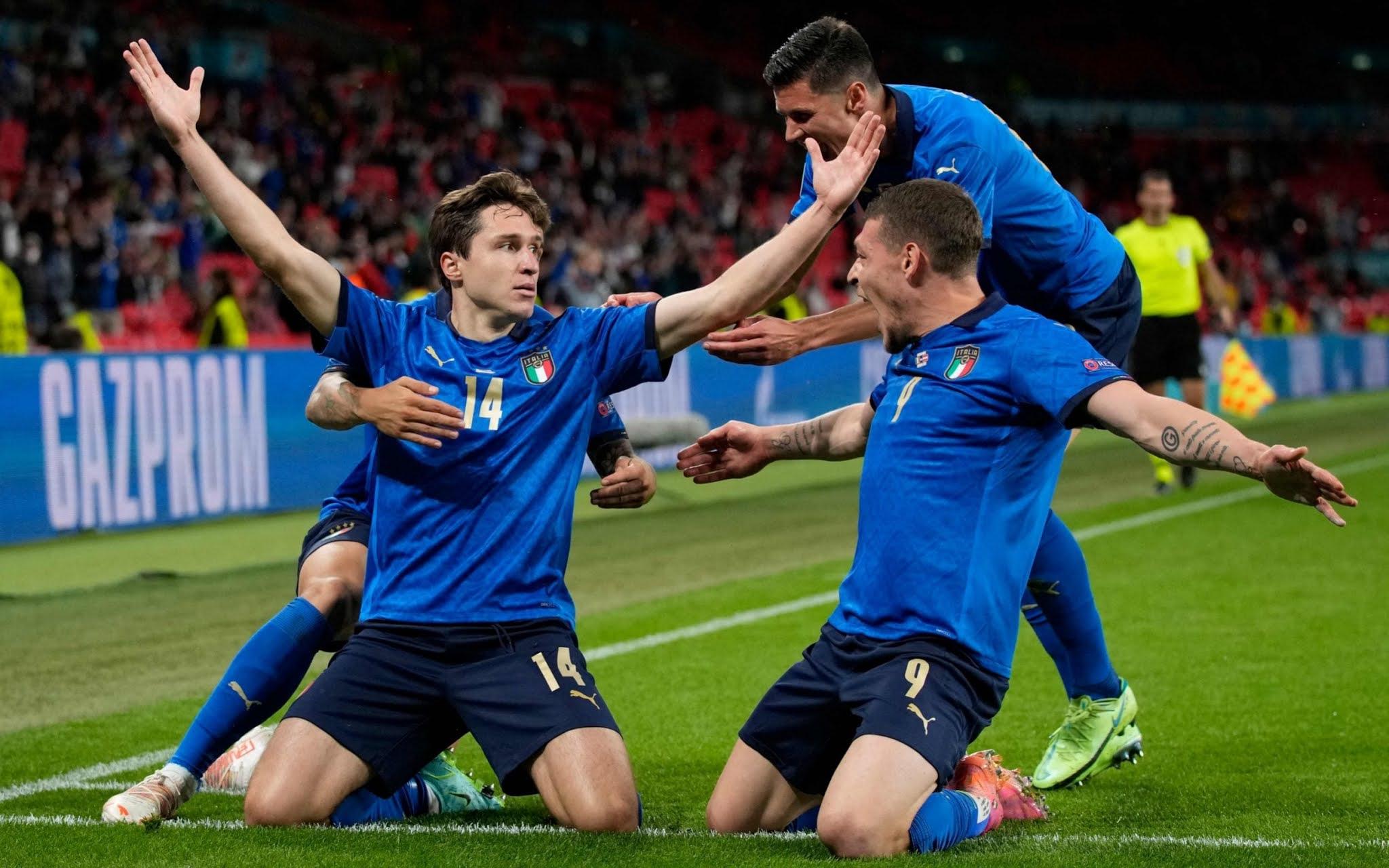 Federico Chiesa inspired Azzurri to victory over Austria