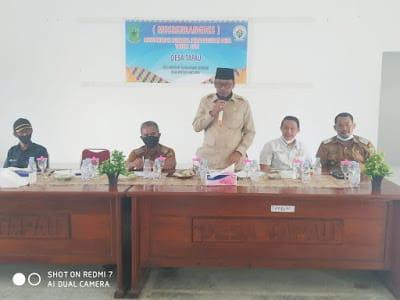 Wakil Ketua II DPRD Natuna Akan Berkoordinasi Dengan Kadis Kominfo Natuna Agar Telekomunikasi Normal di Pusat Kota Ranai