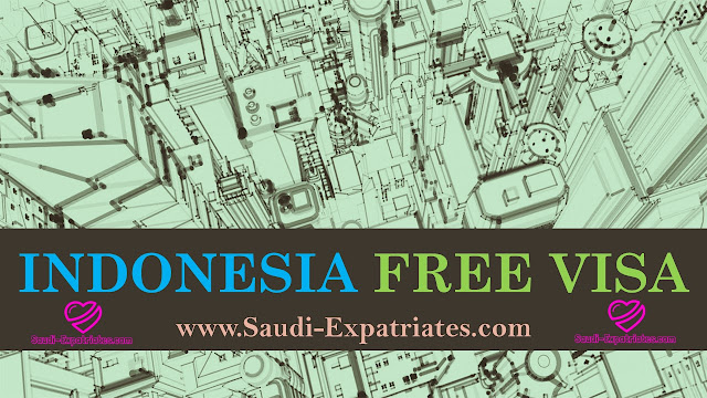 Indonesian Free Visa 2015