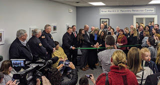 The SAFE Coalition opened their new office in Norfolk and they they did not do it alone