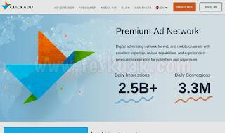ClickAdu Iklan Popunder dan Popup Terbaik