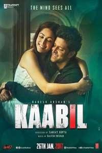 Download Kaabil (2017) Hindi Movie 720p BluRay 1GB