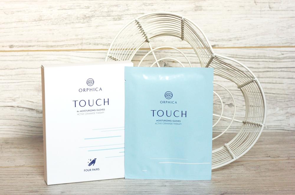 Orphica Touch Nawilżające rękawice