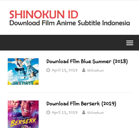 Situs Download Film Sub Indo Shinokun