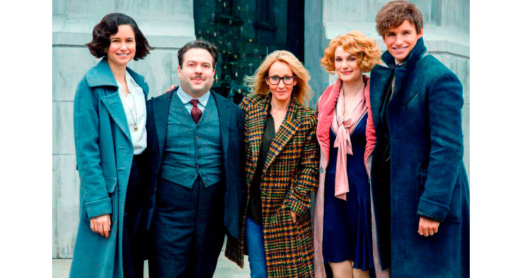 Fantastic-Beast-cast-Rowling