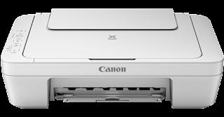Canon PIXMA MG2460 Driver Download