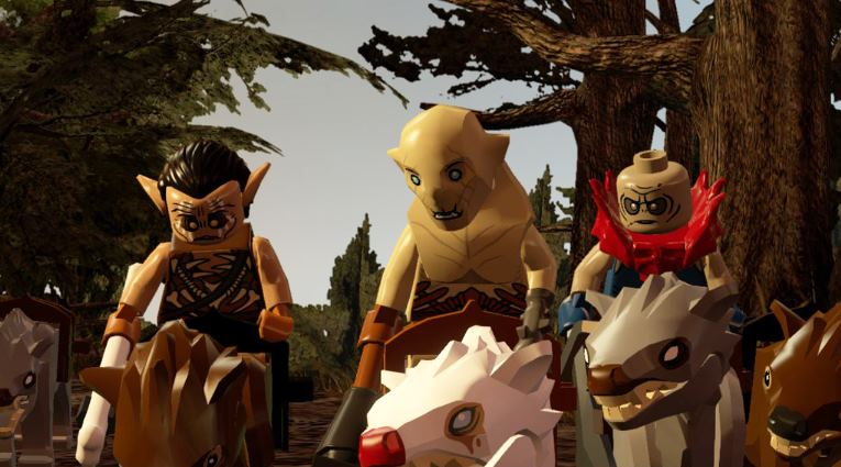 LEGO The Hobbit PC Español