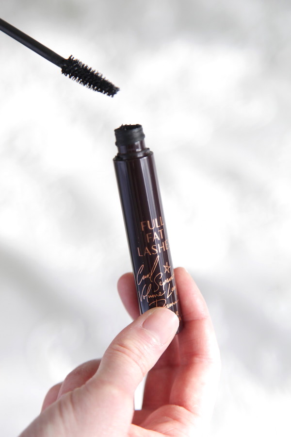 charlotte tilbury full fat lashes mascara review