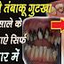 आपके दांत गुटखा खाने के कारण हो गए हैं पीले तो करें ये आसान उपाय