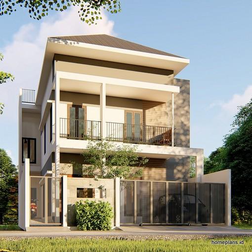 460+ Foto Desain Rumah Lantai Dua HD Paling Keren Unduh Gratis