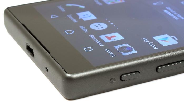 Sony Xperia Z5 Compact Button
