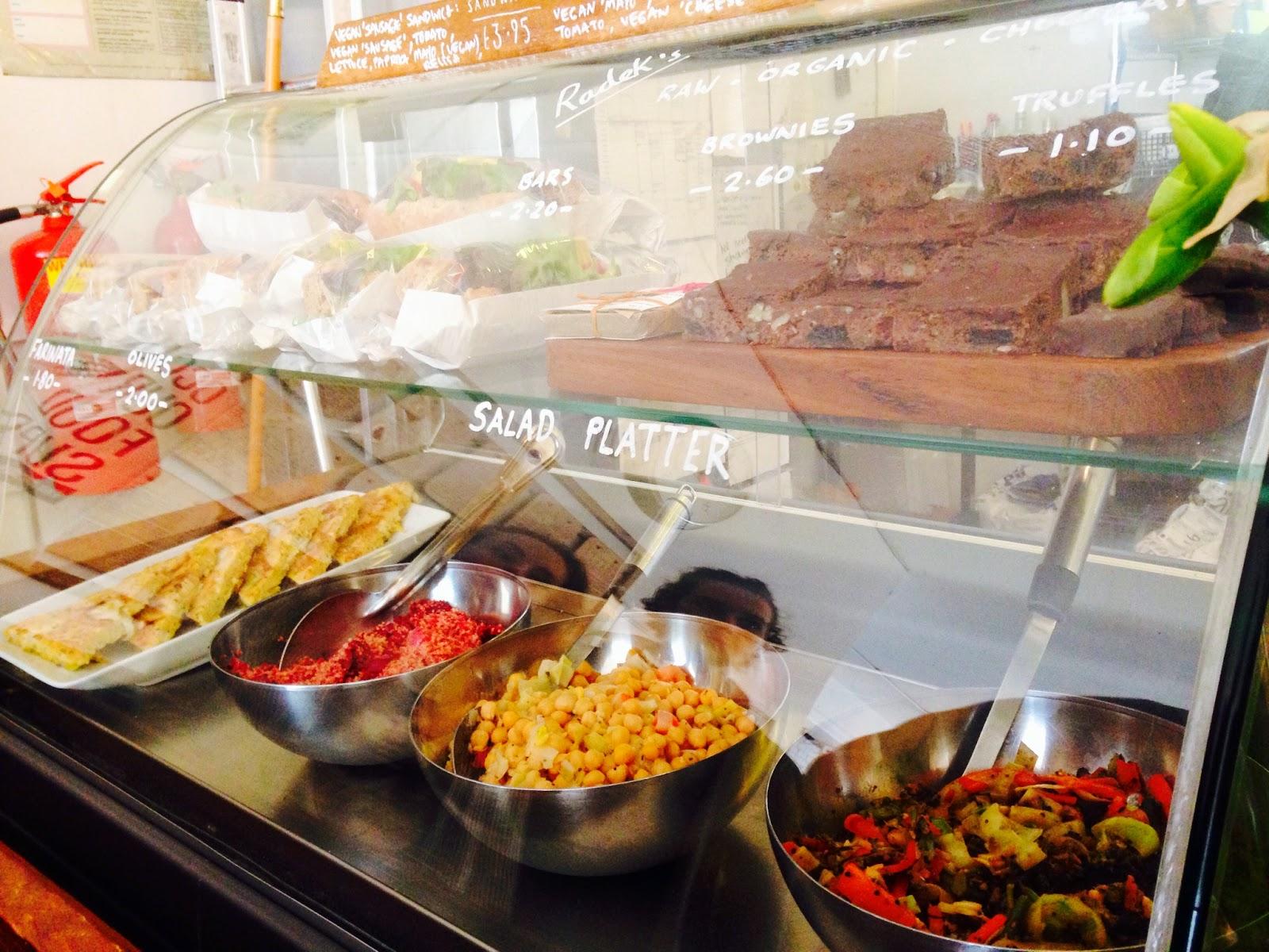 Vegetarian Restaurant Stokes Croft