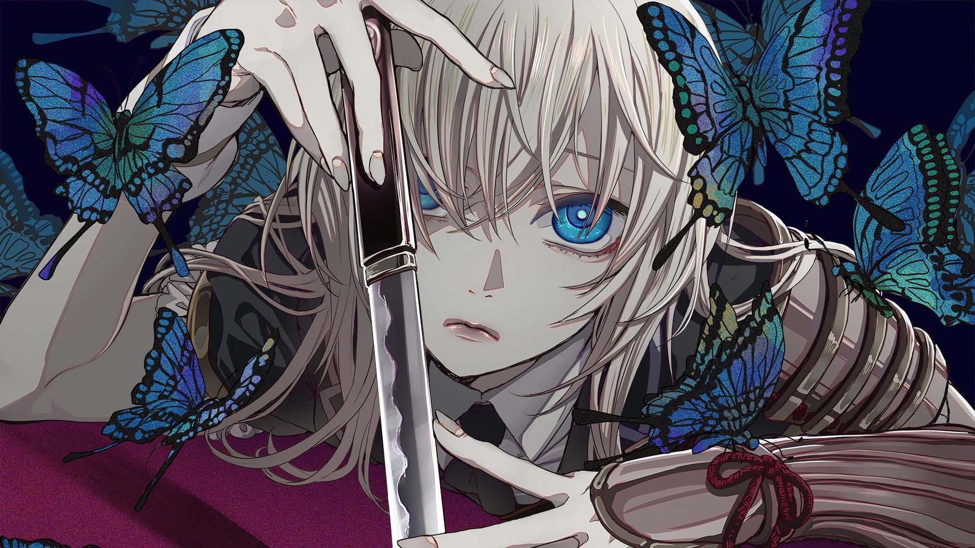 20 Karakter Anime Pengguna Pisau Terbaik dan Terkuat