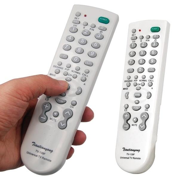 Kode remot TV Universal (Joker) lengkap semua merk