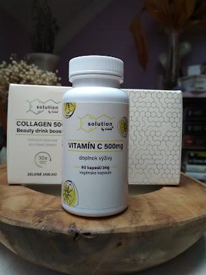 kvitok vitamín C