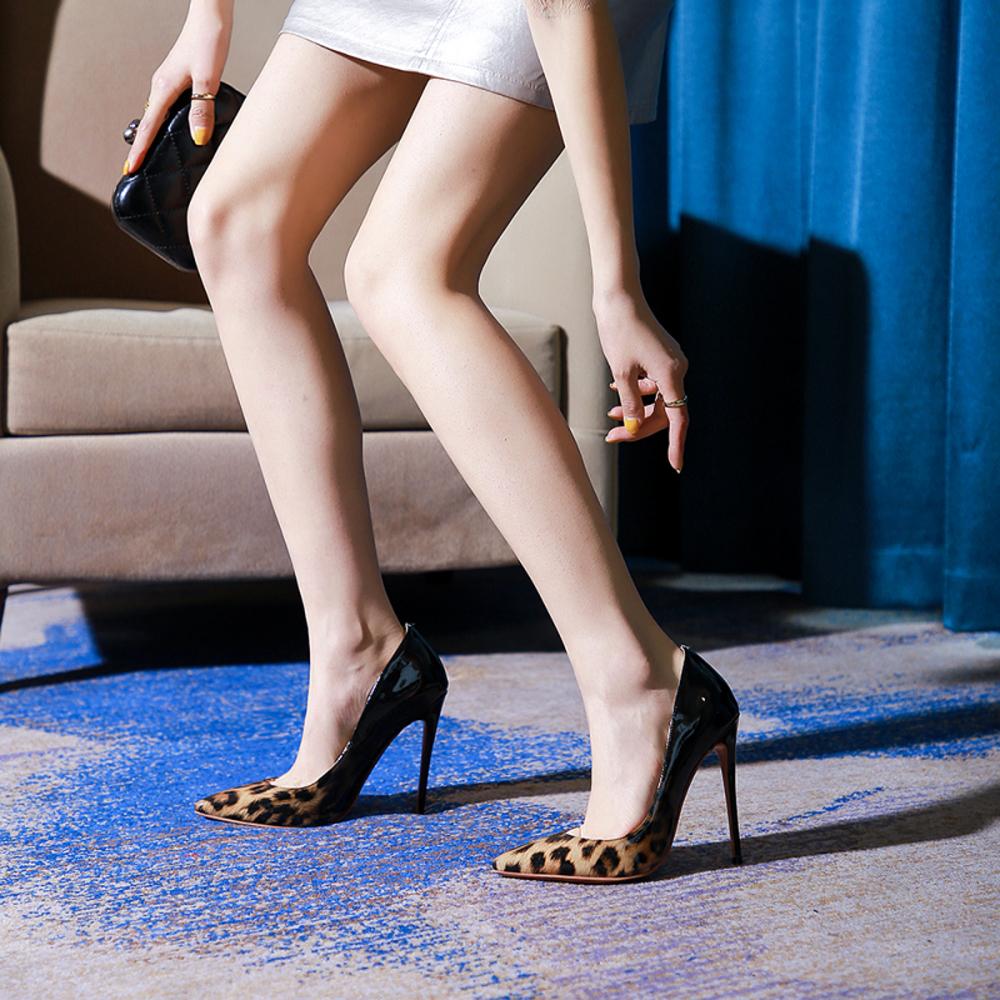 a photo of legs wearing stiletto heels