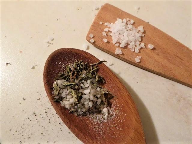 Quale sale usare in cucina: sale marino, sale integrale