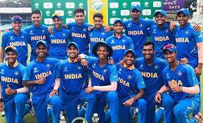 indian under 19 cricket team