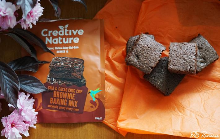 Creative Nature's Baking Mixes