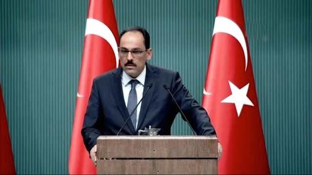 Juru Bicara Erdogan: AS Sedang Mengincar Turki
