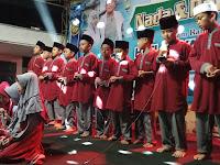 Hymne Guru - Oleh Peserta Didik MI Tashilul Mubtadiin dalam Haflatul Imtihan Yayasan Pendidikan Islam Tashilul Mubtadiin