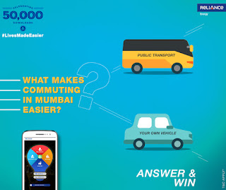 Answer and win mobiles