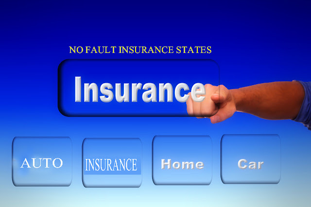 NO-FAULT INSURANCE STATES