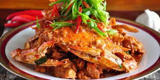 Chili Crab - Singapore