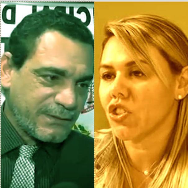 Não quer calar. Quem acertou: Melina Braga ou Preto Sousa?