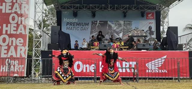 Keseruan Honda Premium Matic Day Agustus 2019 Kecamatan Gambiran