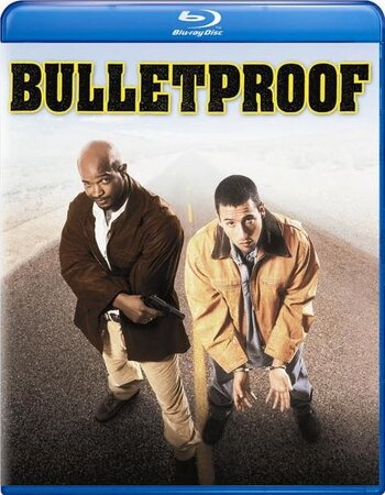 Bulletproof (1996) Dual Audio Hindi 720p BluRay x264 750MB ESubs Movie Download