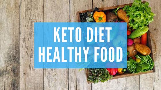 Keto Diet Healthy Food