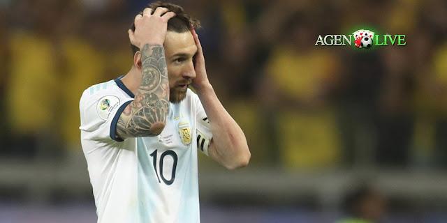 Messi Ogah Ambil Medali Perunggu dan Tuding Copa America Penuh Korupsi