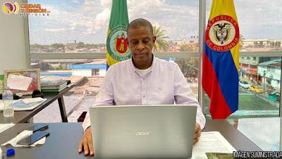 Fiscalía presentó escrito de acusación contra el gobernador de Chocó por presuntas irregularidades de contratación de jornadas de prevención y promoción del Covid-19